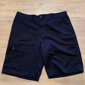 Greg Norman Mens SZ 38 Short Black 4 pockets